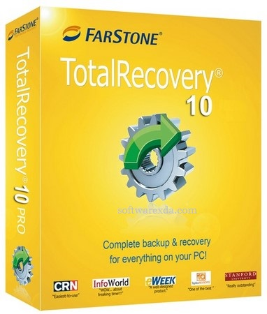 FarStone TotalRecovery Manager