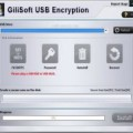 GiliSoft USB Stick Encryption 6.1.0