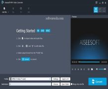 Aiseesoft MP4 Video Converter 9.2.18