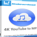 4K YouTube to MP3 Latest Version