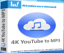 4K YouTube to MP3 3.8.2.3082 [Latest]