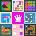 Puzzledom – classic puzzles all in one 7.3.54 Apk + Mod Apk