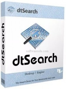 DtSearch Desktop