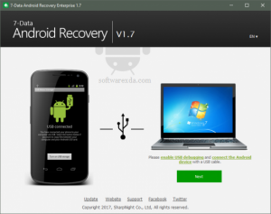 7-Data Android Recovery Enterprise