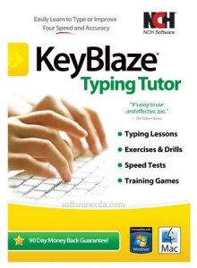 NCH KeyBlaze Typing Tutor Plus