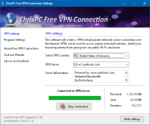 ChrisPC Free VPN Connection Copy