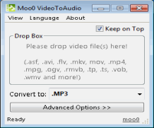 Moo0 Video to Mp3 1.17 Multilingual